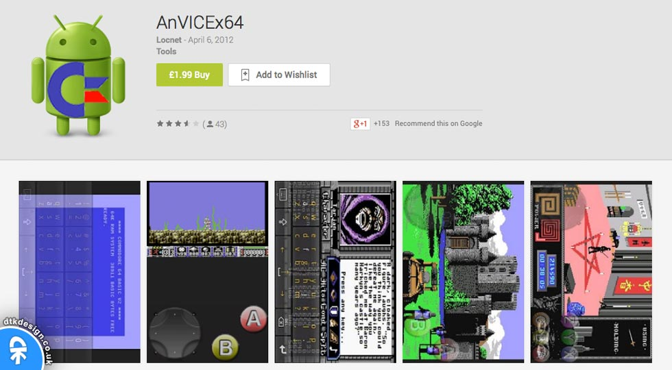 AnVICE on Google Play Store