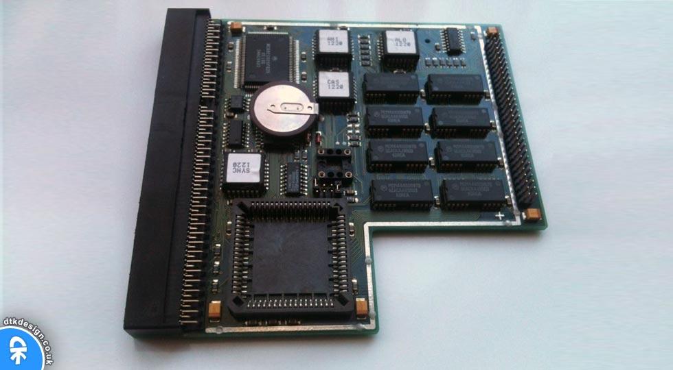 Amiga Phase V blizzard 1220/4
