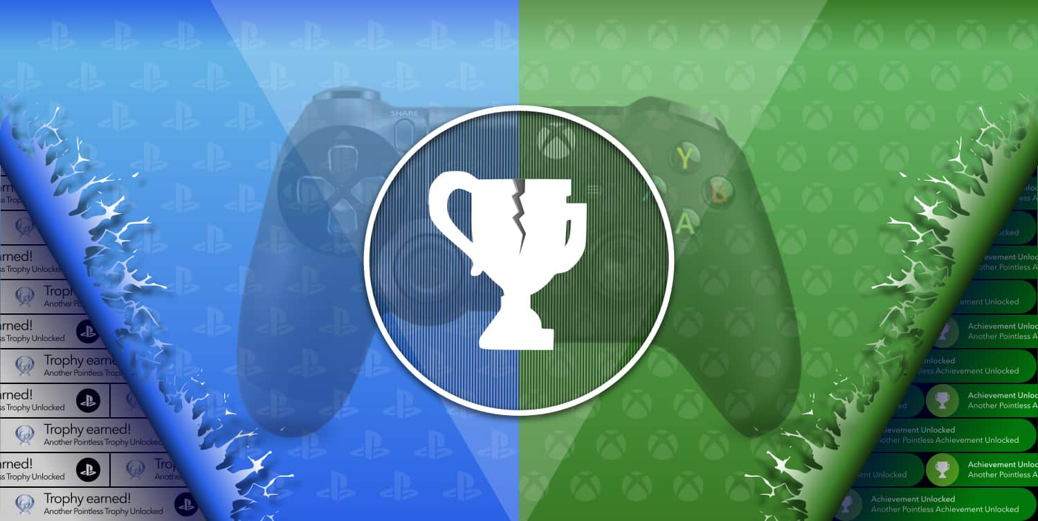 The Problem with Trophies and Achievements